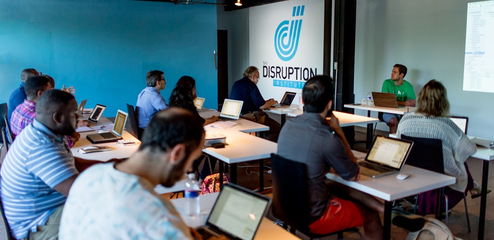 Kansas City Code School - Disruption Institute