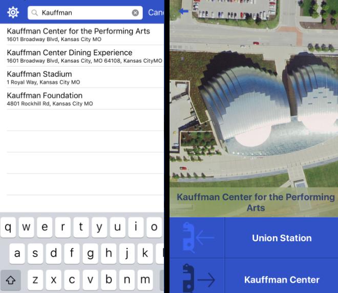 Streetcar KC Mobile App